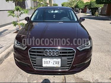 Foto venta Auto usado Audi A3 1.8L T FSI Attraction (2015) color Rojo Granate precio $293,000