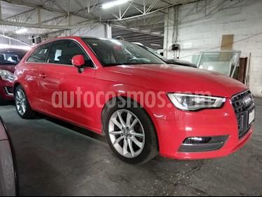 Foto venta Auto usado Audi A3 1.8L T FSI Sportback Attraction (2015) color Rojo precio $275,000