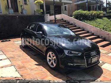 Audi A3 1.8T FSI Ambiente S-tronic usado (2014) color Negro Phantom precio $245,000