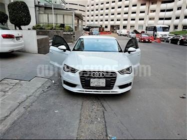 Foto venta Auto usado Audi A3 1.8T FSI Attraction S-tronic (2014) color Blanco precio $227,100