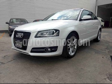 Foto venta Auto usado Audi A3 1.8T FSI Attraction S-tronic (2012) color Blanco precio $179,000