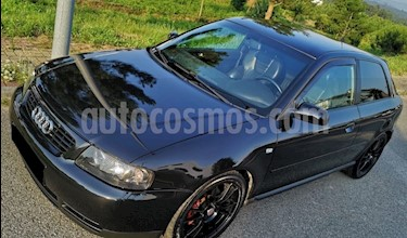 Foto venta Auto usado Audi A3 1.9 TDI (2001) color Negro precio u$s1,400
