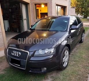 Audi A3 2.0 T FSI 3P  usado (2007) color Negro precio $360.000