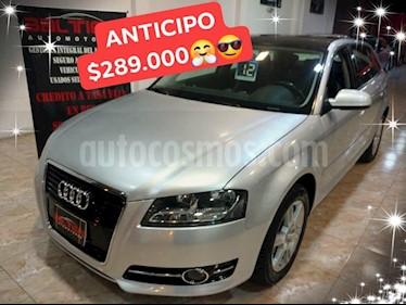 Foto venta Auto usado Audi A3 2.0 T FSI 3P  (2012) color Gris Claro precio $289.000