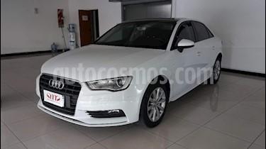 Audi A3 2.0 T FSI 3P  usado (2016) color Blanco precio $25.000