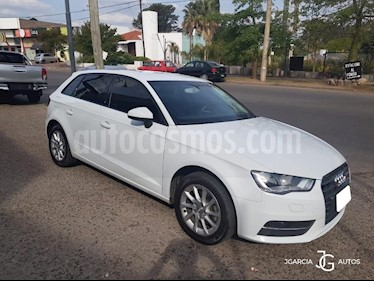 Foto Audi A3 2.0 T FSI 3P  usado (2015) color Blanco precio $1.080.000