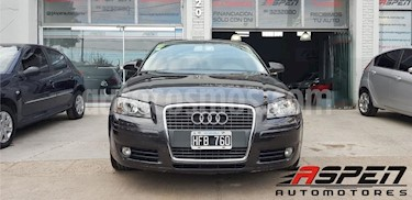 Foto venta Auto usado Audi A3 2.0 T FSI 3P  (2008) color Gris Oscuro precio $485.000