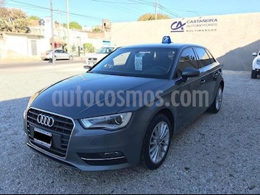 Foto venta Auto usado Audi A3 2.0 T FSI 3P  (2013) color Gris Oscuro precio $890.000