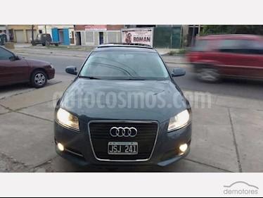 Foto Audi A3 2.0 T FSI 3P  usado (2011) color Gris Oscuro precio $569.900