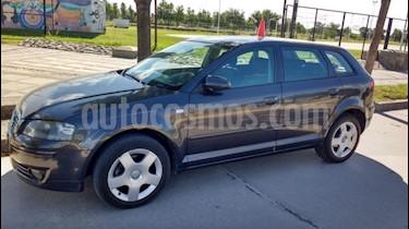 Foto venta Auto usado Audi A3 2.0 TDI (2006) color Gris Oscuro precio $355.000