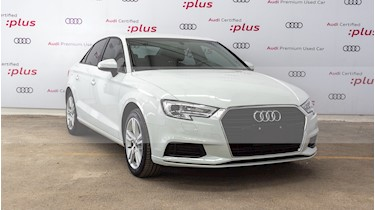 Foto venta Auto usado Audi A3 2.0L Dynamic Aut (2018) color Blanco precio $430,000