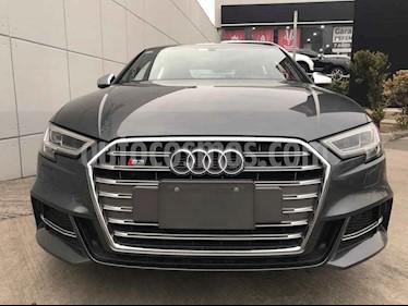 Foto venta Auto usado Audi A3 2.0L S-Line Aut (2018) color Gris precio $619,000