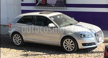 Audi A3 2.0L T FSI Attraction Plus usado (2010) color Plata Hielo precio $155,000