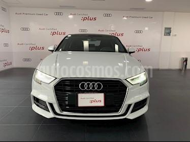 Foto venta Auto usado Audi A3 2.0L T FSI S-Line (2018) color Blanco precio $440,000