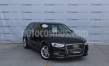 Foto venta Auto usado Audi A3 3P 1.8L T Attraction  (2014) color Negro precio $250,000