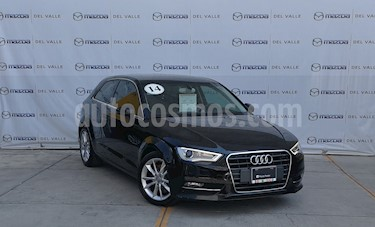 Foto venta Auto usado Audi A3 3P 1.8L T Attraction  (2018) color Negro precio $250,000