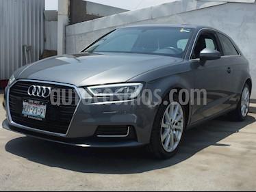 Foto venta Auto usado Audi A3 3p Select L4/2.0/T Aut (2017) color Gris precio $350,000