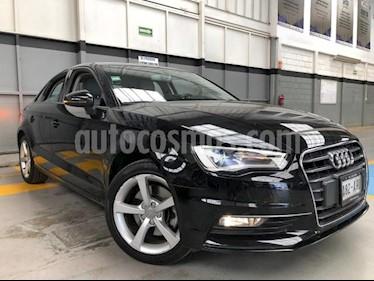 Foto Audi A3 4p Sedan Ambiente L4/1.8/T Aut usado (2016) color Negro precio $320,000