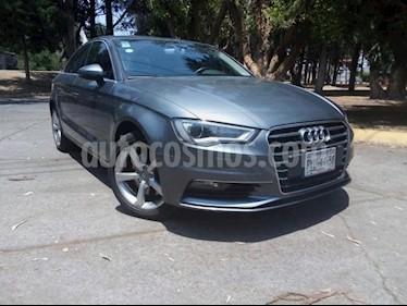 Foto venta Auto usado Audi A3 4p Sedan Attration L4/1.8/T Aut (2016) color Gris precio $335,000