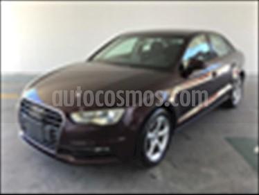 Foto venta Auto usado Audi A3 AMBIENTE L4/1.4/T AUT (2015) color Rojo precio $255,000