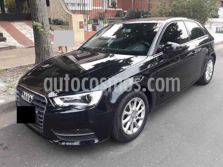 Audi A3 1.4 T FSI 3P S-tronic 2016/17 usado (2017) color Negro precio u$s22.900