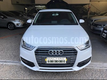 Foto Audi A3 2.0 T FSI 3P  usado (2017) color Blanco precio u$s23.900