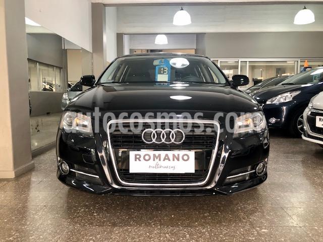 Audi A3 Sportback 1.4 T FSI S-tronic usado (2013) color Negro Phantom precio $1.500.000