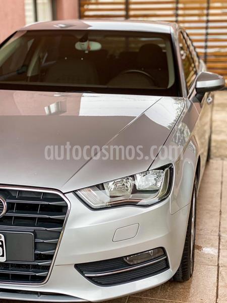 Audi A3 Sportback 1.4 T FSI usado (2013) color Gris Lava precio $2.100.000