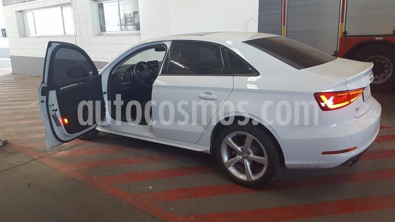 Audi A3 1.8 T FSI 2016/17 usado (2017) color Blanco Glaciar precio u$s25.000