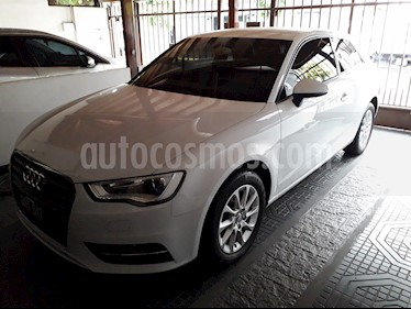Audi A3 1.4 3P T FSI usado (2015) color Blanco precio u$s18.500