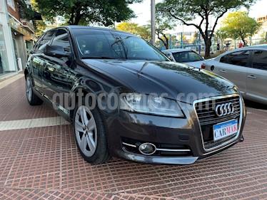 Audi A3 1.4 T FSI S-tronic usado (2012) color Gris precio $1.300.000
