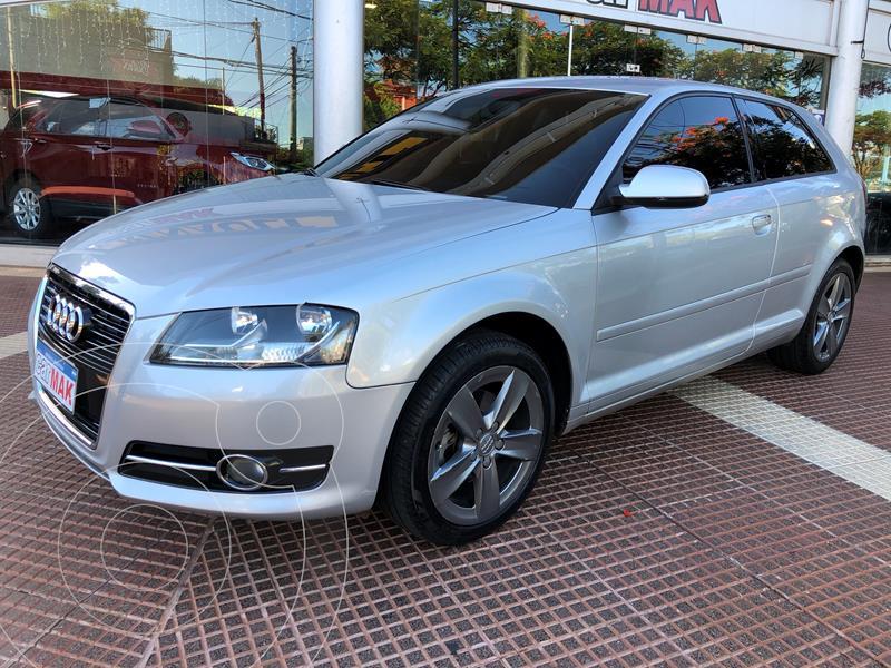 Audi A3 1.4 3P T FSI usado (2012) color Gris precio $1.849.990