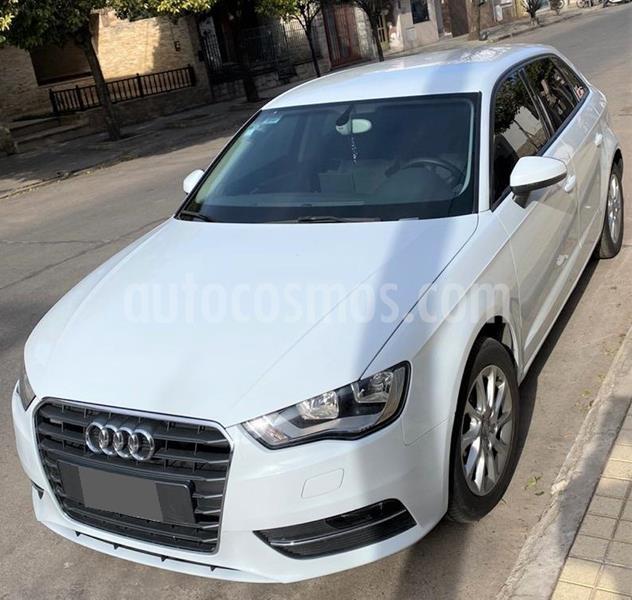 Audi A3 1.4 T FSI usado (2014) color Blanco precio $1.750.000