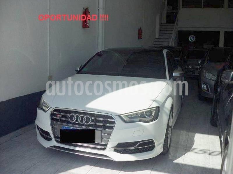 Audi A3 Sedan 2.0 Tfsi S Tronic Quattro usado (2016) color Blanco precio $6.400.000