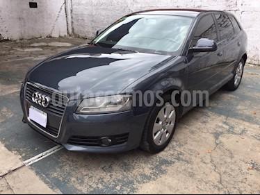 Audi A3 1.6 usado (2009) color Azul Martin Pescador precio $690.000
