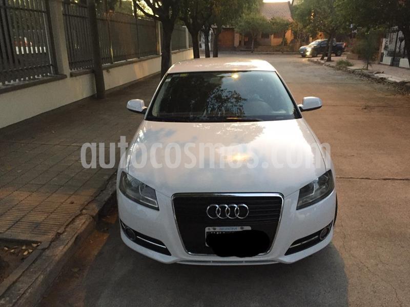 Audi A3 2.0 T FSI 3P  usado (2011) color Blanco precio $1.150.000
