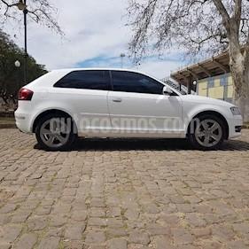 foto Audi A3 2.0 T FSI 3P  usado (2012) color Blanco precio $790.000