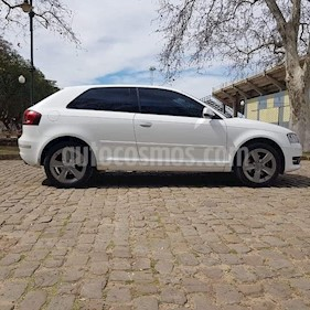 Audi A3 2.0 T FSI 3P  usado (2012) color Blanco precio $790.000