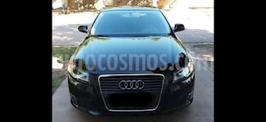 Audi A3 Sportback 2.0 T FSI usado (2011) color Negro precio $750.000