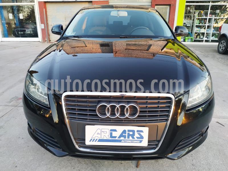 Audi A3 Sportback 1.6 usado (2010) color Negro precio $985.000