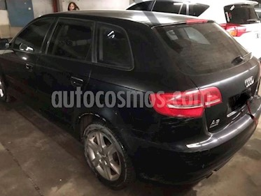 Audi A3 Sportback 1.6 usado (2011) color Negro precio $650.000