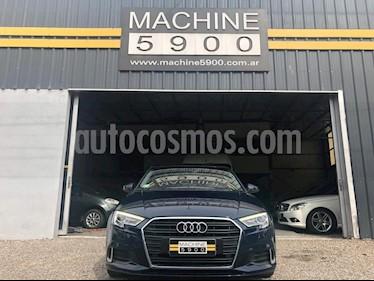 Audi A3 2.0 T FSI 3P  usado (2017) color Azul precio $2.980.000
