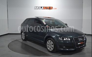 Audi A3 1.8 5P T  usado (2009) color Gris precio $690.000