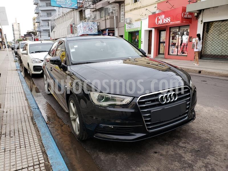 Audi A3 1.8 T FSI S-tronic Quattro usado (2014) color Negro precio $1.980.000