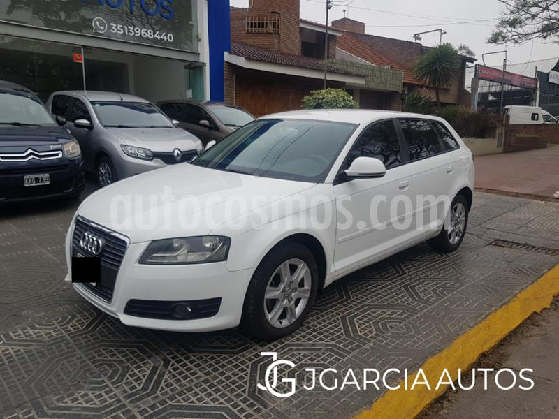 Audi A3 2.0 T FSI 3P  usado (2010) color Blanco precio $1.590.000