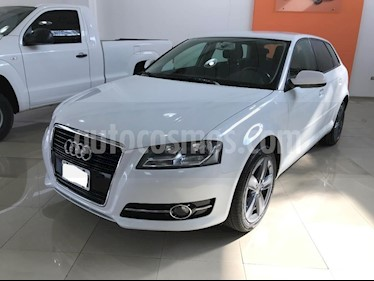 Audi A3 2.0 T FSI 3P  usado (2013) color Blanco precio $1.280.000
