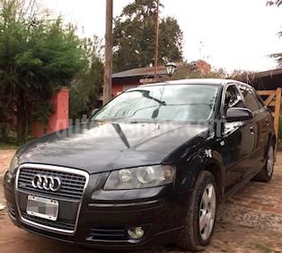 Audi A3 2.0 TDI usado (2006) color Gris precio $410.000