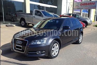 Audi A3 2.0 T FSI 3P  usado (2012) color Gris Oscuro precio $980.000