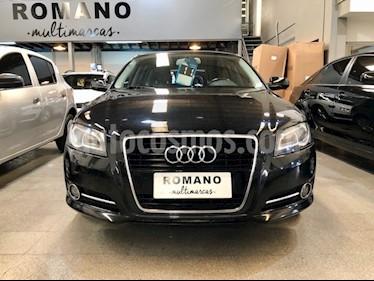 Foto Audi A3 Sportback 1.4 T FSI usado (2011) color Negro Medianoche precio $700.000