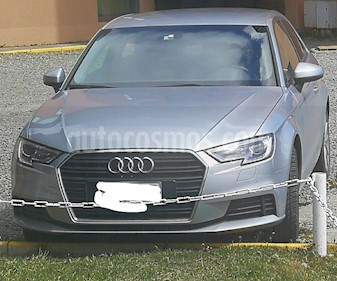 Audi A3 1.4L TFSI S-tronic  usado (2018) color Plata precio $13.200.000
